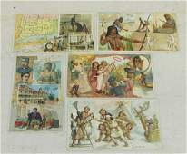 Large  Postcards  Arbuckle Coffee Cards