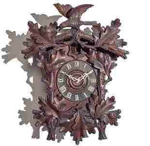 Spring Fusee Movement Cuckoo Clock