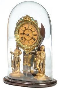 "Ansonia ""Crystal Palace No.1 Extra"" Clock, Circa 1875"
