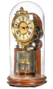 """Ansonia """"Crystal Palace No.2"""" Clock, Circa 1875"""