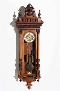 Carl Suchy & Sohne Wein Vienna Regulator Clock