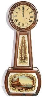 #2 Sweep Banjo Clock