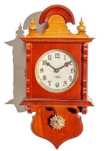 Miniature RKWM Clock Circa 1982