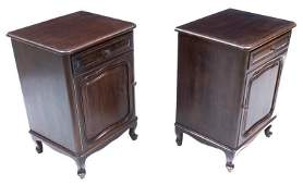 Pair of French Provincial Night Stands