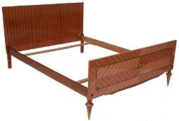 French EmpireStyle Bed Frame
