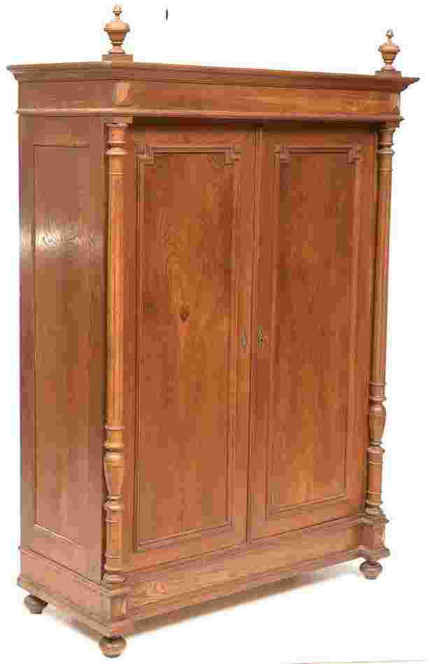 For Auction Henri Ii Armoire 0443 On Jan 01 2021 Vogt Auction Texas In Tx