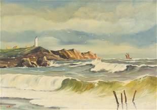 V.S., Coastal Light House