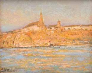 """Jose Arpa (1858-1952), """"Alcolea del Rio"""""""