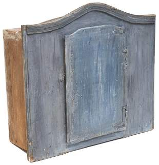 Rustic Farmhouse Hanging Cabinet