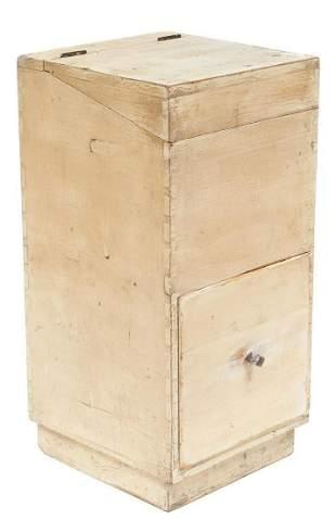 Farmhouse Dry Goods Cabinet