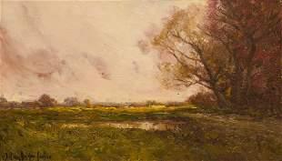 """Julian Onderdonk (1882-1922), """"An October Afternoon,"""