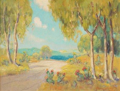 Dawson Dawson-Watson (1864-1939), Prickly Pear, 1935