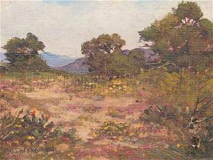 Gilbert Franz Neumann (1906-1970), Landscape with