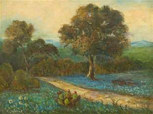"Carl Hoppe (1897-1981), ""Gray Day"""