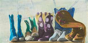 "Jenny Gummersall, ""Boots"", 2014"