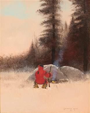 Douglas Ricks (1954-2003), Campfire