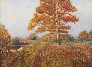 "Julian Onderdonk (1882-1922), ""Marshlands"""