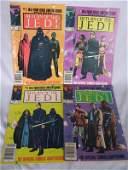 "Set Marvel ""Star Wars"" Comics 1983 'Return of Jedi' #"