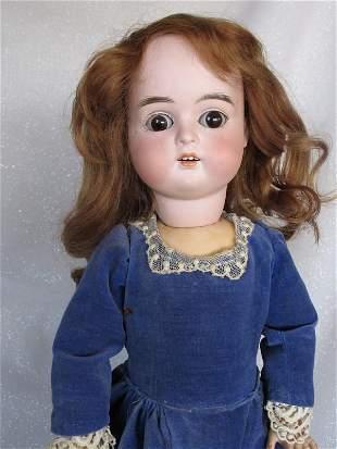 """Antique Kammer & Reinhardt 191 Child c1900 bisque 19"""""""