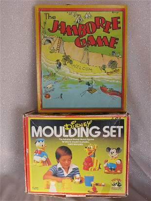 Seven boxed Kids Games:- Ajax 50s block set, Sigmund &