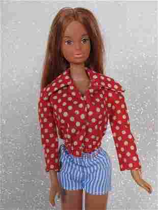 Rare Mattel Barbie Yellowstone Kelley 1974, titian
