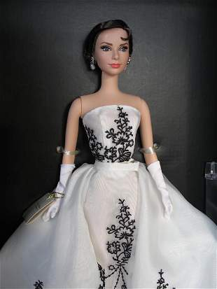 "NRFB Mattel Barbie Silkstone ""Audrey Hepburn as"