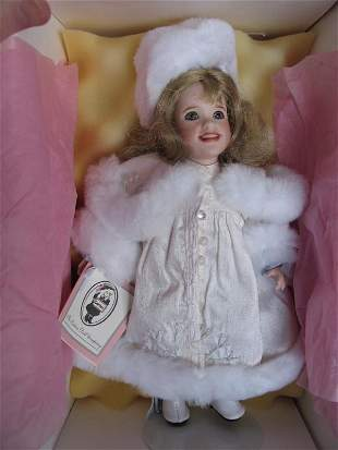 """Two MIB Dolls, UFDC Lawtons 22cm """"Katrena"""" from the"""