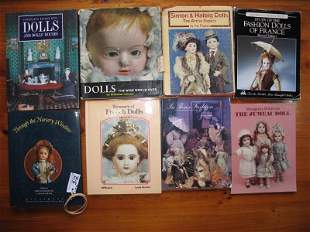 Eight Doll Reference books:- In Their