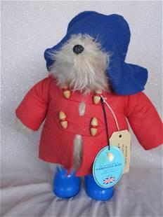 All original Bears: Paddington 1980s Gabrielle Designs,