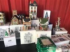 Christmas Village. Heritage Village Collection