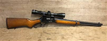 Marlin Lever Action 30/30 11072561 With Scope