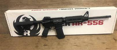 Like New Ruger AR-556 853-50830 With Box