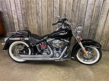 2006 Harley Davidson Model FLSTNI 1450cc Softail Deluxe