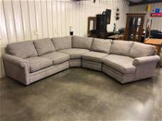 Like New Craftmaster Sectional Couch