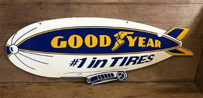 Goodyear Advertisement Sign