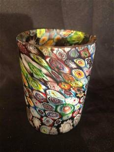 "ART GLASS CUP (4-5"")"