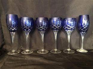 """CUT TO CLEAR GOBLETS (9"""")"""