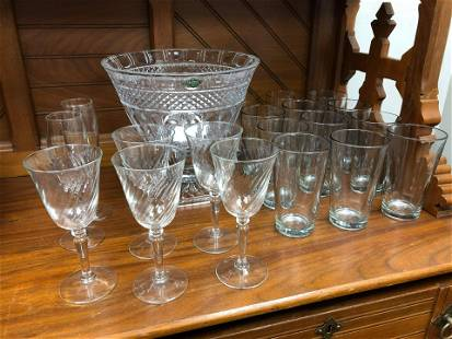 """Collection Of Crystal By Lange (12"""")"""