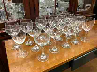 """Collection Of Vintage Chalices (8"""")"""