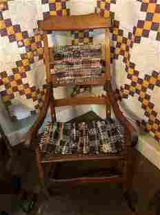 Antique Rocking Chair