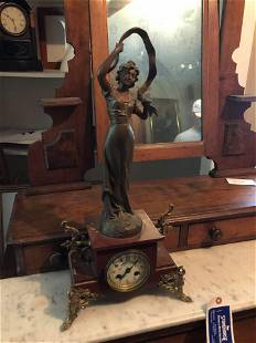 Late 19th Century French Clock