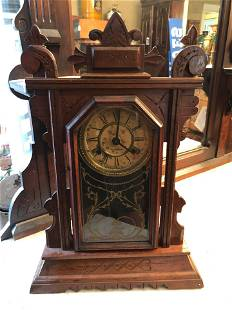 Waterbury Victorian Clock