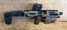 Sig Sauer .40 MCK Micro Conversion Kit Sparc Sight
