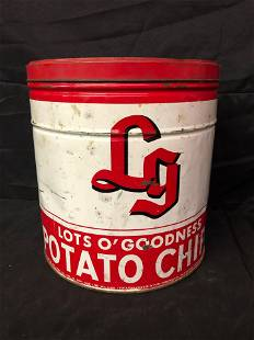 LOTS O' GOODNESS POTATO CHIPS