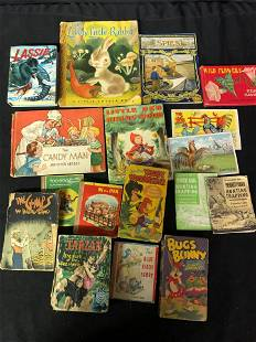 COLLECTION OF CHILDREN'S BOOKS