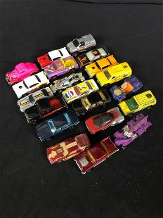COLLECTION OF HOT WHEELS