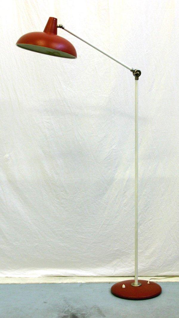 9: A Dutch Modern Wim Rietveld Lamp