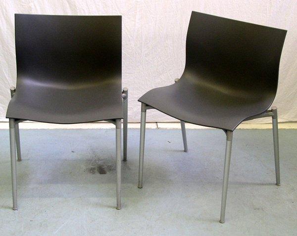 20: Philippe Starck Cam El Eon Chairs