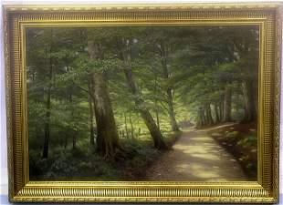 Unknown Danish Artist (Mid 20th Century)