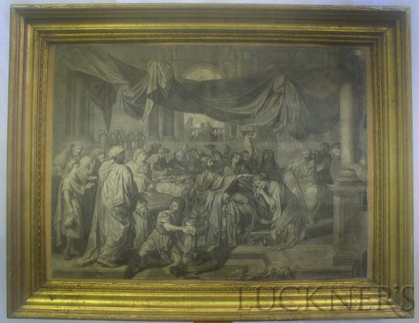 1506: After Charles le Brun (French 1604-1692)